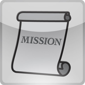 button-mission